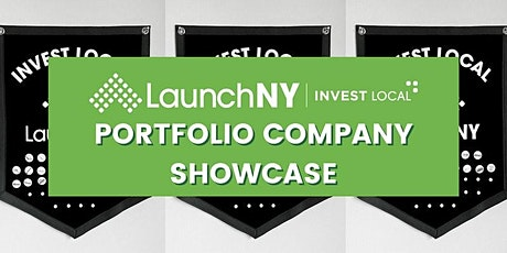 Launch NY Portfolio Company Showcase entradas