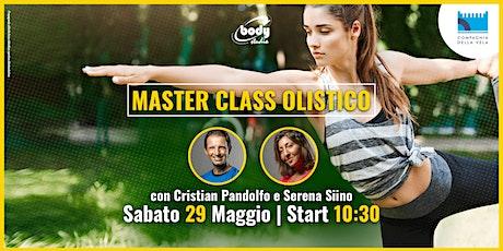 Master Class Olistico biglietti