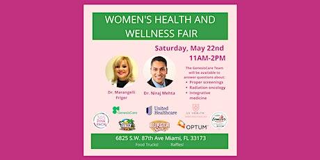 Women's Health and Wellness Fair tickets