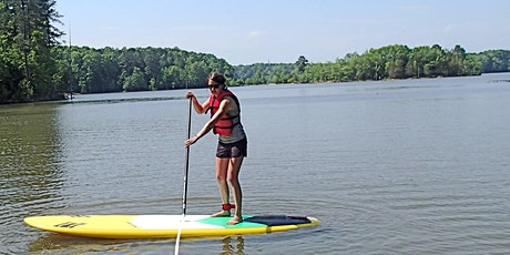Intro to Stand Up Paddle-Boarding tickets