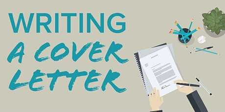 Writing a Cover Letter tickets