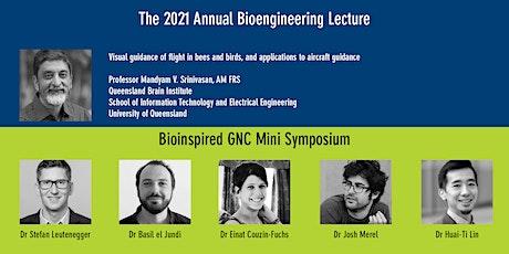 Annual Bioengineering Lecture + Bioinspired GNC Mini-symposium tickets