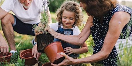 Gardening for Biodiversity DLR Volunteers tickets
