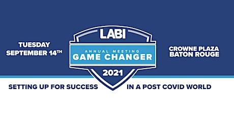 LABI Annual Meeting presented by Cajun Industries, LLC tickets