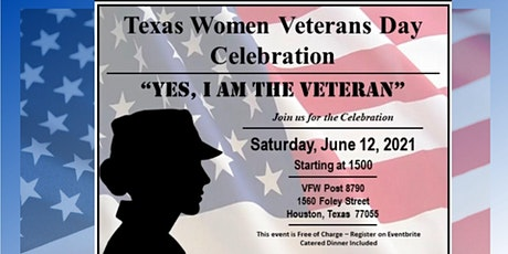 Texas Women Veterans Day Celebration tickets