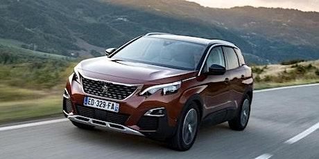 Lancio Peugeot  3008 Pick-up biglietti