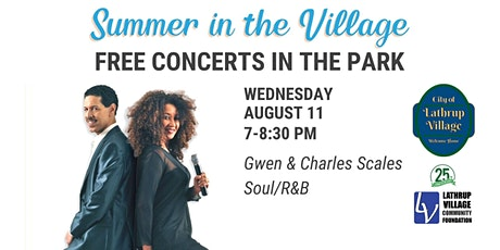 Summer in the Village Concert Series: Charles & Gwen Scales tickets