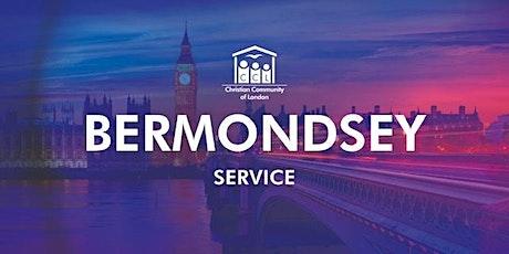 In Person Church Service- Servicio Presencial entradas