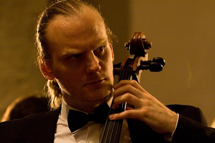 Waltham Forest Cello Fest - UNDERGROUND LUNCHTIME RECITAL image