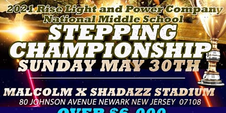 2021 National Middle School Stepping Championship tickets