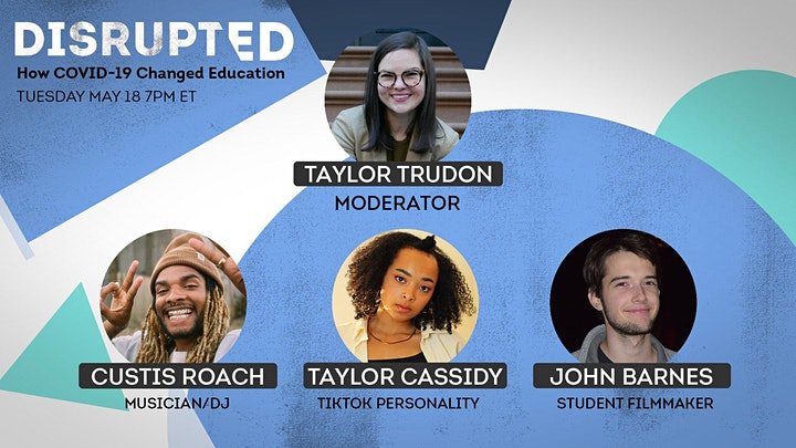 Disrupted: How COVID-19 Changed Education image