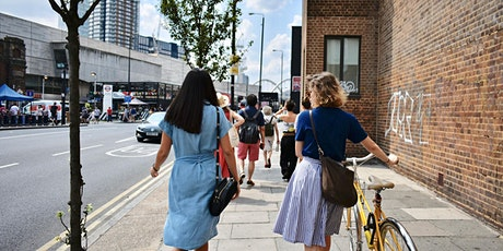 New London Architecture Walking Tour – Shoreditch tickets
