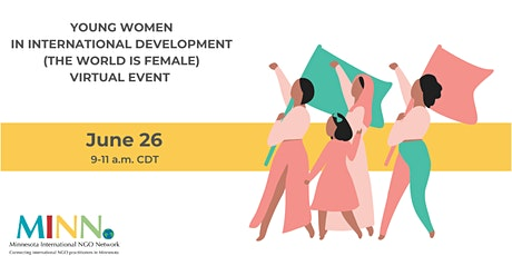 The World is Female: Young Women in International Development tickets