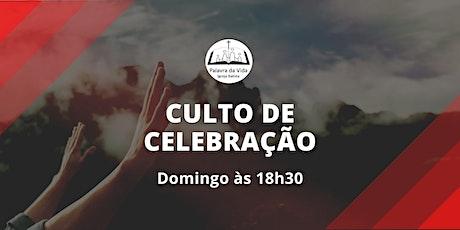 Culto de Domingo | TARDE ingressos