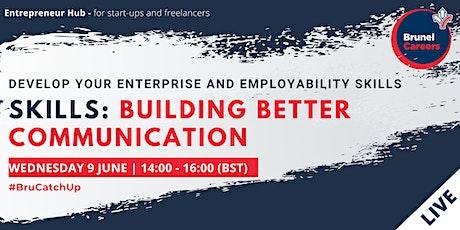 Skills:Building better communication workshop tickets