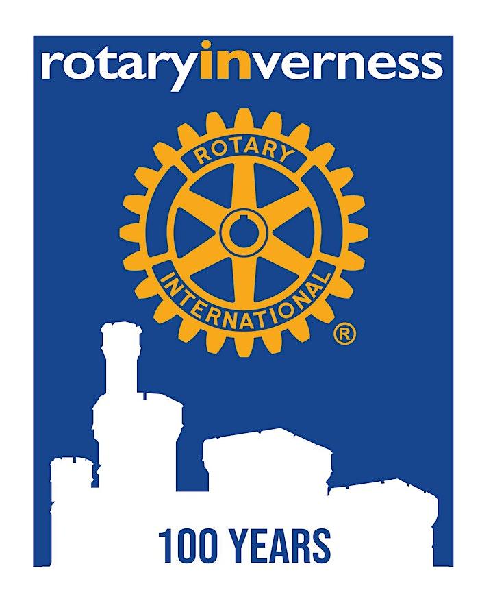 Inverness Rotary Club Centenary Celebration Dinner image