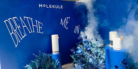 BREATHE ME IN: Molekule Pop-Up Shop at Showfields Miami tickets
