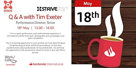 Q & A Session with Tim Exeter tickets