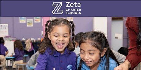 Free Diapers + Masks + Snacks:  Grab-n-Go with Zeta Charter Schools tickets