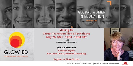 Moving on - Career Transition Tips and Techniques tickets