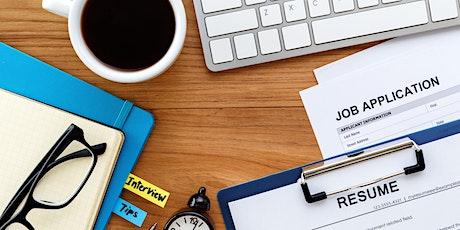 Labor Market Information: Find Your Next Job tickets