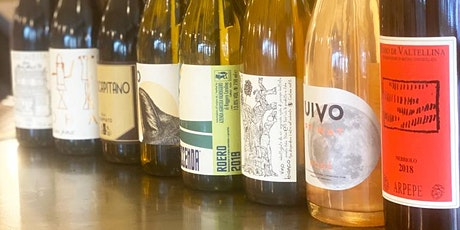 Natural Wine Masterclass tickets