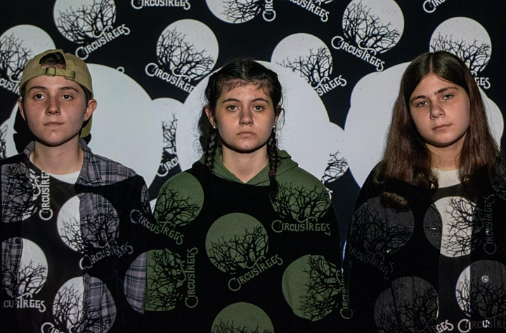 American Ink - Circus Trees - Evil Felipe image