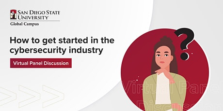 How to get started in the cybersecurity industry tickets