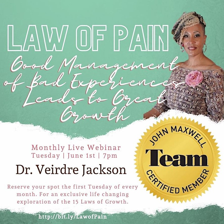 Laws of Growth Webinar 5: Law of Pain image