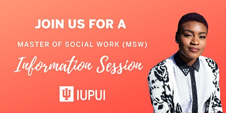 Indiana University IUS - MSW Virtual Information Session tickets