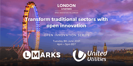 Open Innovation Series: Transform traditional sectors with open innovation tickets