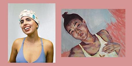 Fresh Squeezed 5 Gallery Talk with Carolina Alamilla and Jacob Z. Wan tickets