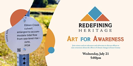 Redefining Heritage: Art for Awareness tickets