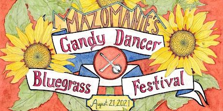 Gandy Dancer Bluegrass Festival tickets