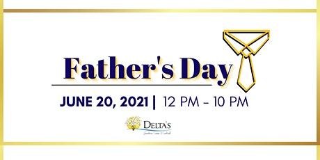 Father's Day Brunch & Dinner tickets