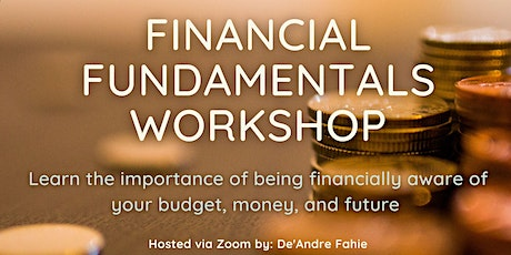 Financial Fundamentals Workshop tickets