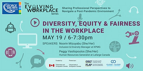 Diversity, Equity & Fairness in the Workplace biglietti