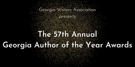 2021 Georgia Author of the Year Awards Announcement tickets