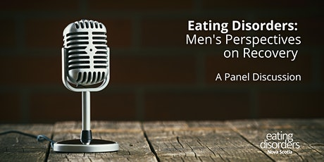 Eating Disorders: Men's Perspectives on Recovery tickets