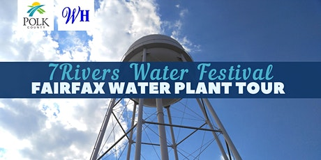7Rivers Water  Festival - Fairfax Water Plant tickets