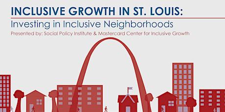 Investing in Inclusive Neighborhoods tickets