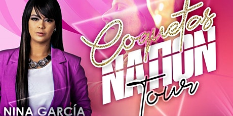 Coquetas Nations Tour New York tickets