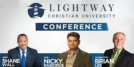 LightWay Christian University Conference tickets