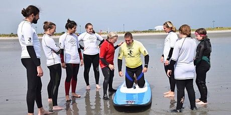 AMPSURF NE Learn to Surf Clinic Sept. 11th (Second Beach Middletown, RI) tickets
