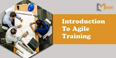 Introduction To Agile 1 Day Training in Monterrey boletos