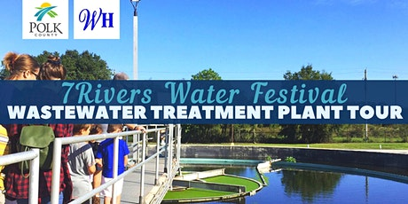 7Rivers Water  Festival - Wastewater Treatment Plant Tour tickets