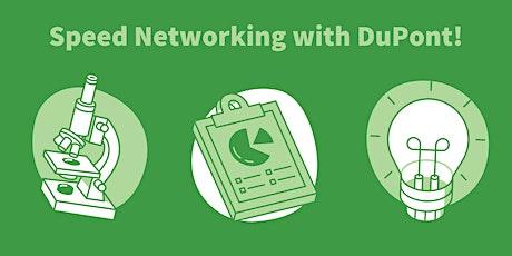 Speed Networking: TeenSHARP meets DuPont tickets