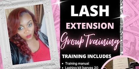 Houston Lash Training tickets