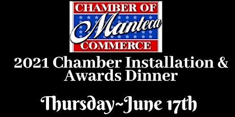 2021 Chamber Installation & Awards Dinner tickets