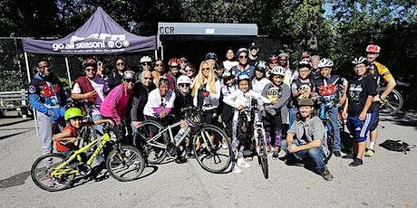 July  Free Youth Mountain Biking  Day Camp ( 7/19 - 7/22 @10AM-3PM) tickets